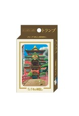 Spirited Away - Studio Ghibli Playing Cards (Japanse import)
