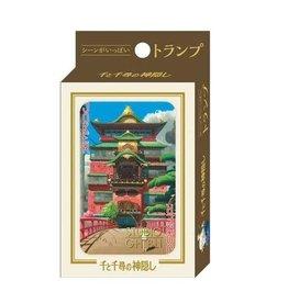 Spirited Away - Studio Ghibli Speelkaartenset (Japanse import)