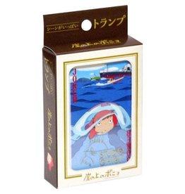 Ponyo - Studio Ghibli Speelkaartenset (Japanse import)
