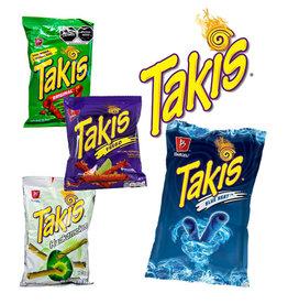 Takis Taste Box!