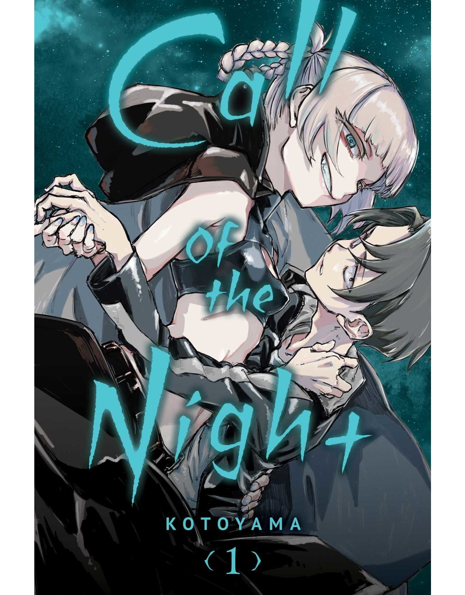 Call of the Night 1 (English)