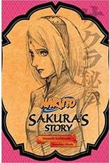 Naruto: Sakura's Story (English) - Light Novel