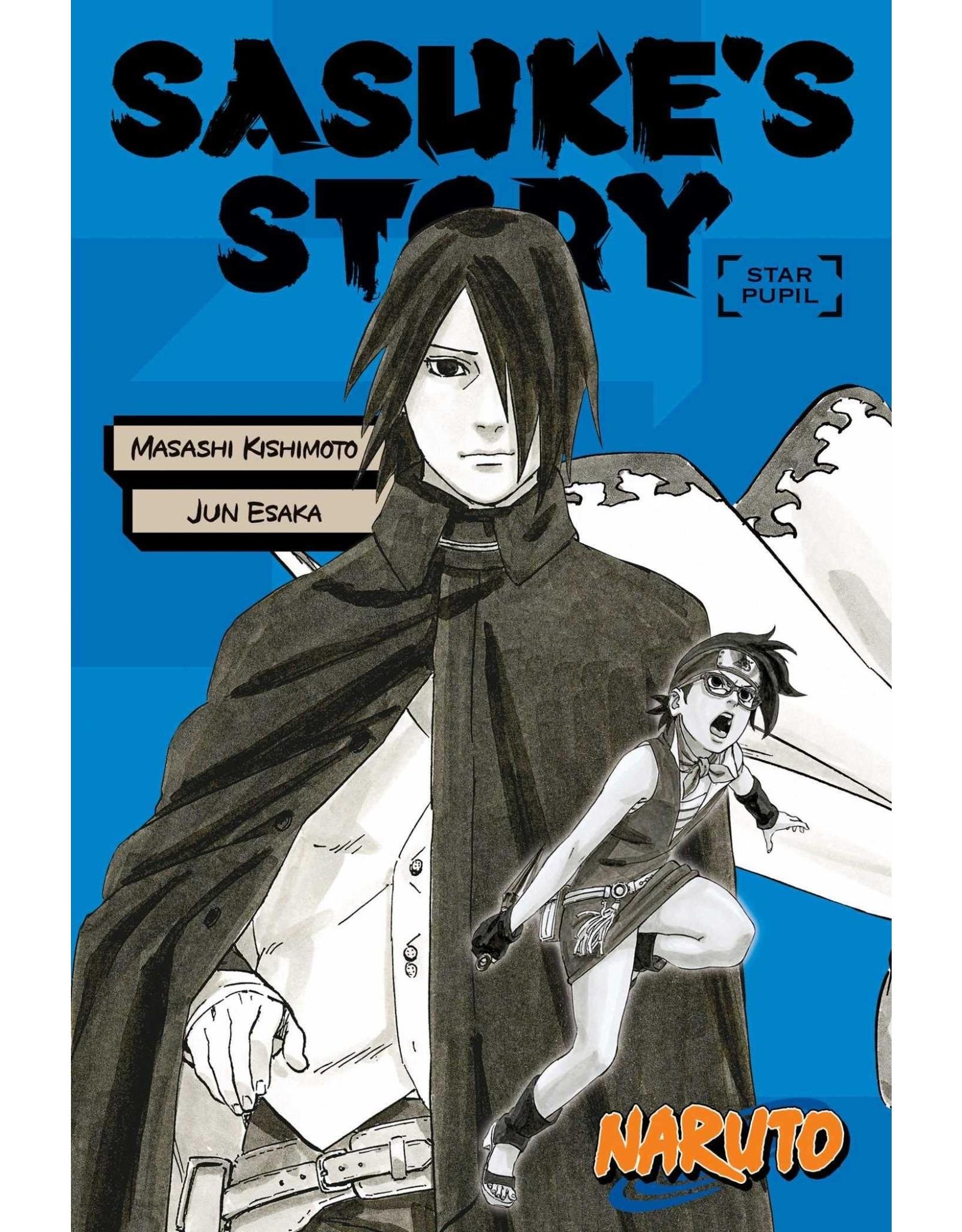 Naruto: Sasuke's Story: Star Pupil (English) - Light Novel