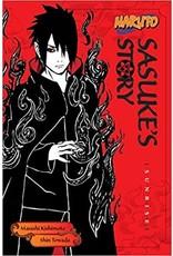 Naruto: Sasuke's Story: Sunrise (English) - Light Novel