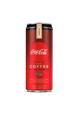 Coca-Cola with Coffee - Vanilla Flavored - 25cl