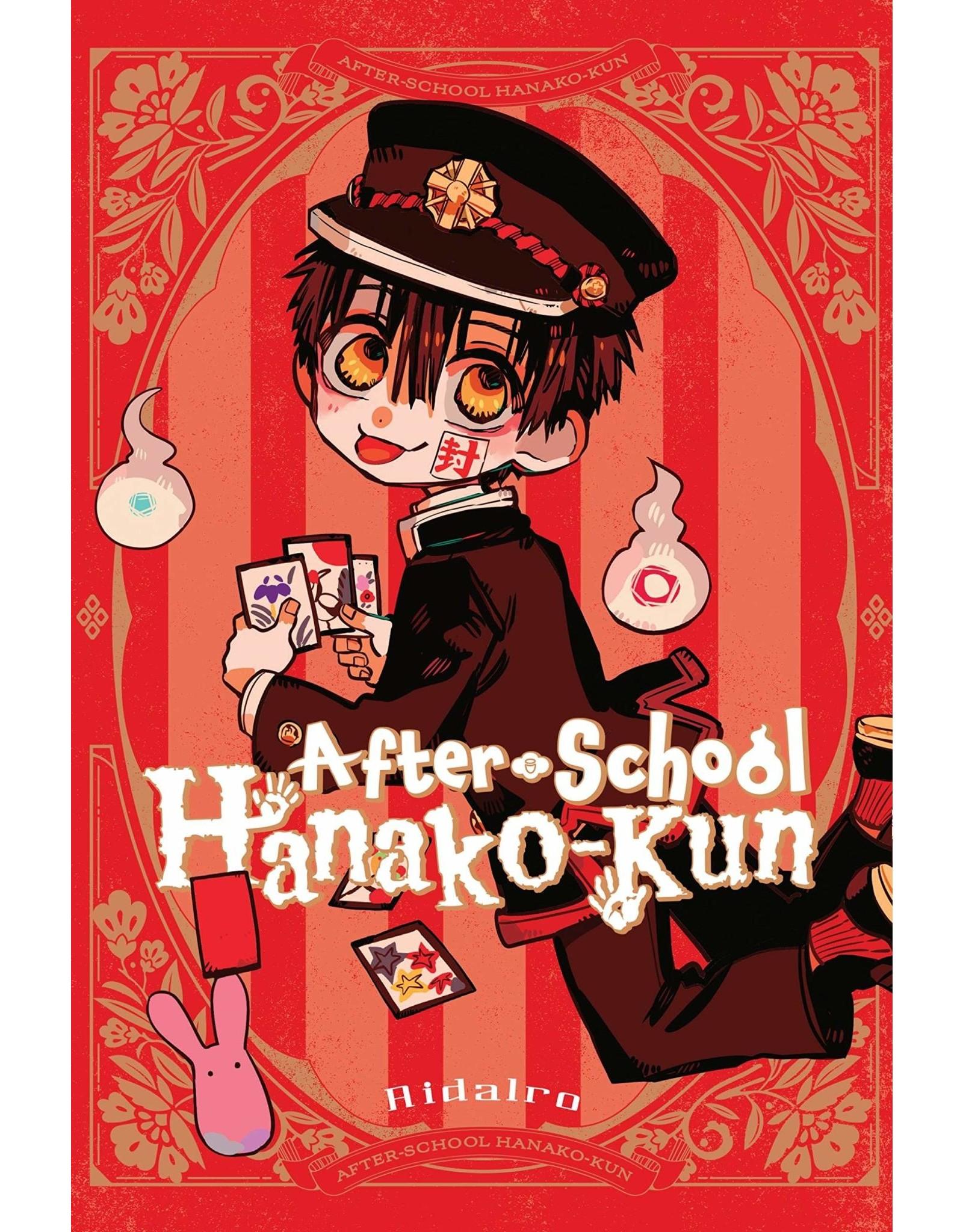 After School Hanako-Kun 1 (English) - Manga
