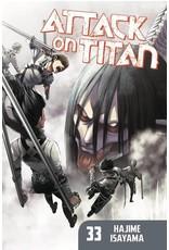 Attack on Titan 33 (Engelstalig) - Manga