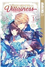 I Was Reincarnated as the Villainess in an Otome Game but the Boys Love me Anyway 1 (English) - Manga
