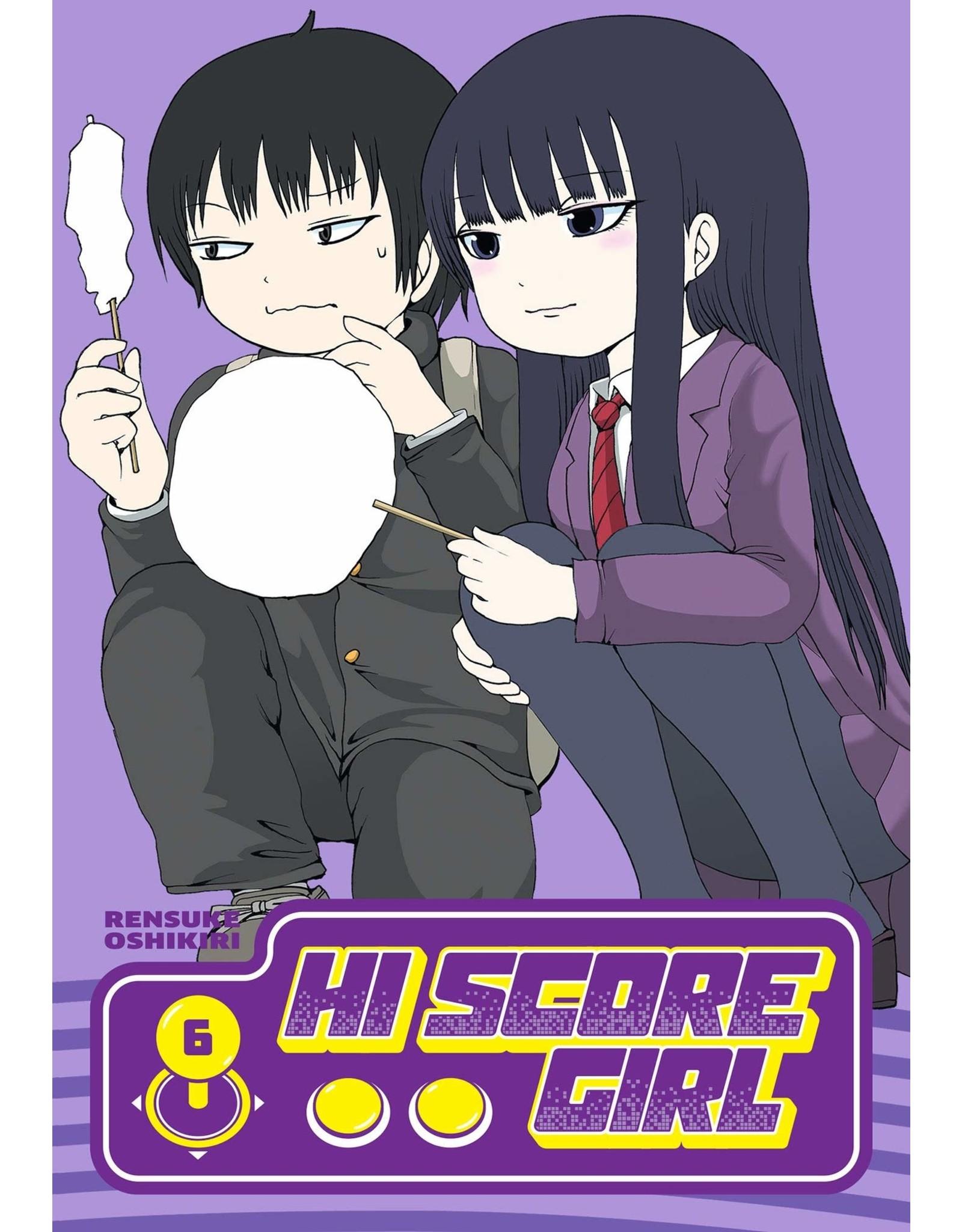 Hi Score Girl 6 (English) - Manga