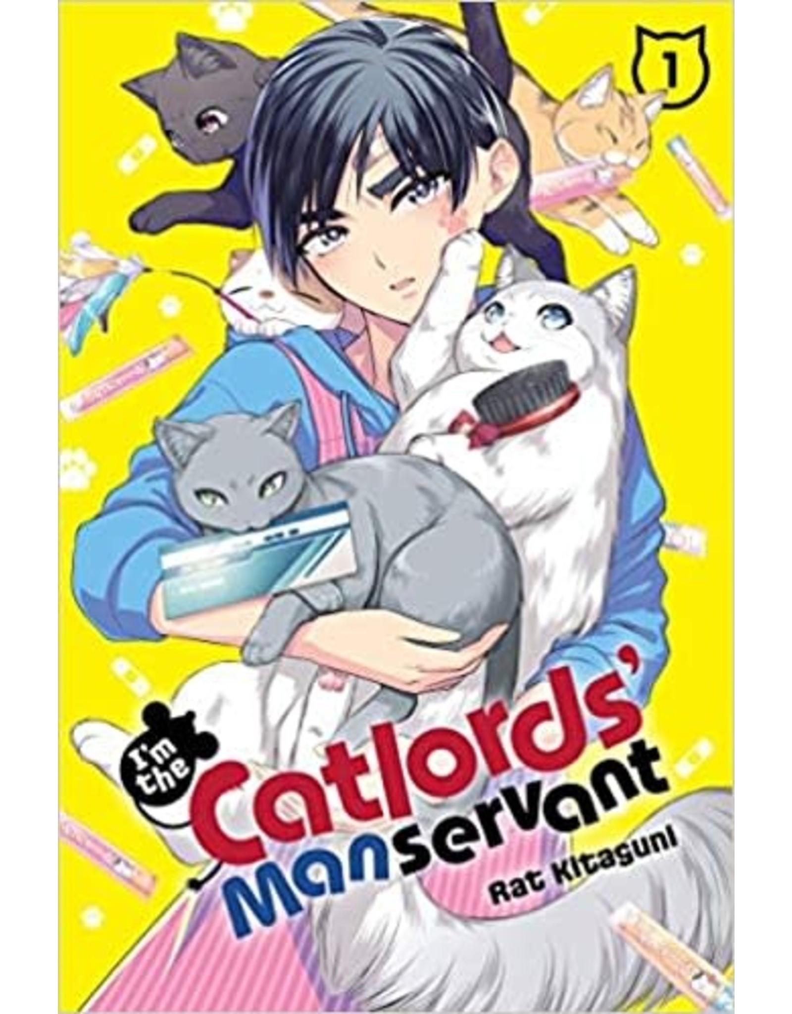 I'm The Catlords Manservant 1 (English) - Manga