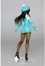 Rascal Does Not Dream of Bunny Girl Senpai - Mai Sakurajima - Newly Written Knit Dress Version - PVC Statue - 23 cm