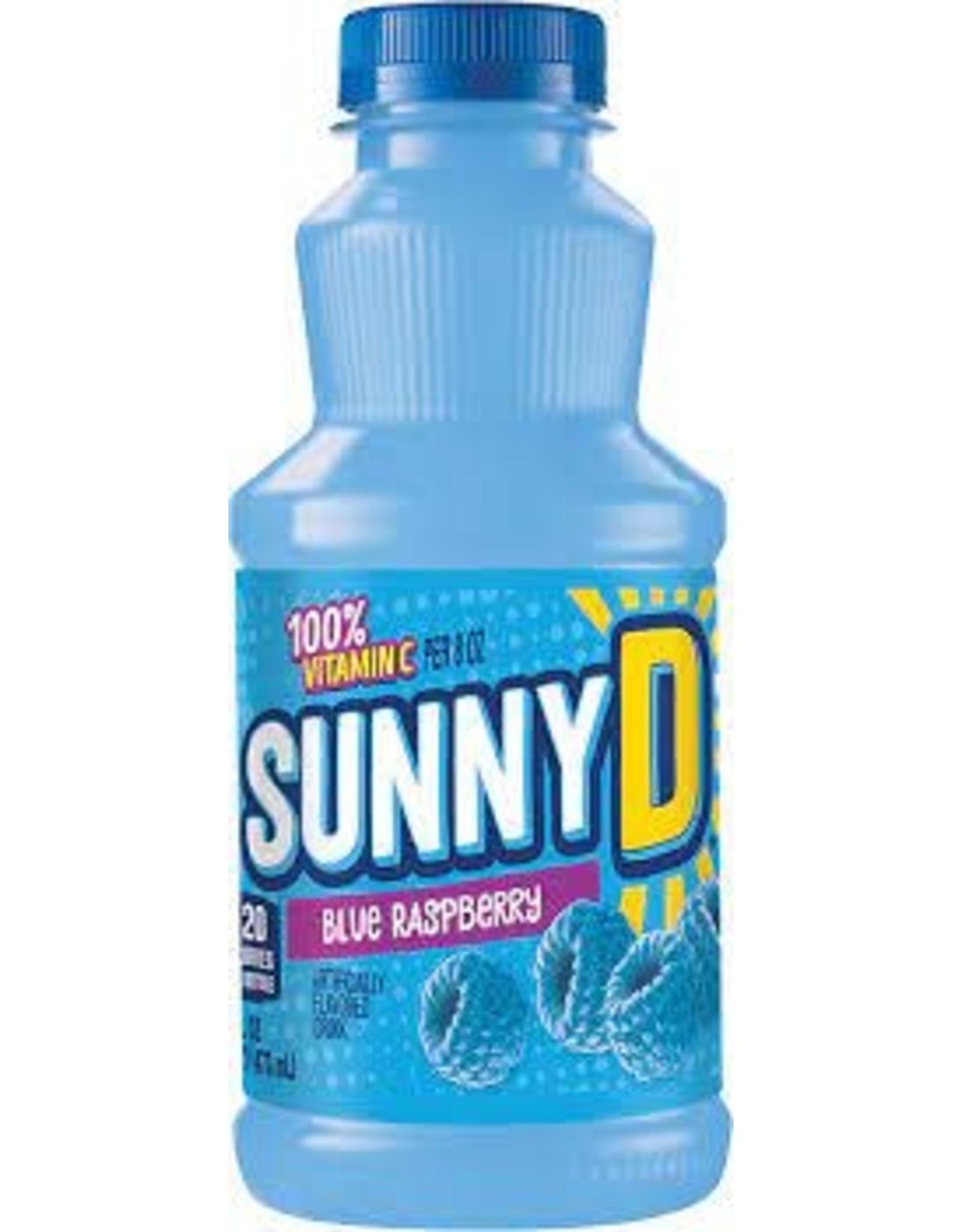 SunnyD Blue Raspberry - 473ml
