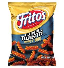 Fritos Flavor Twists - Honey BBQ - 283.5g