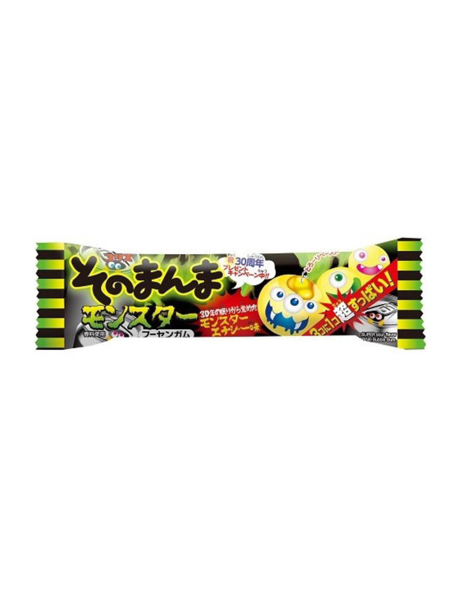 Sonomanma Monster Bubble Gum
