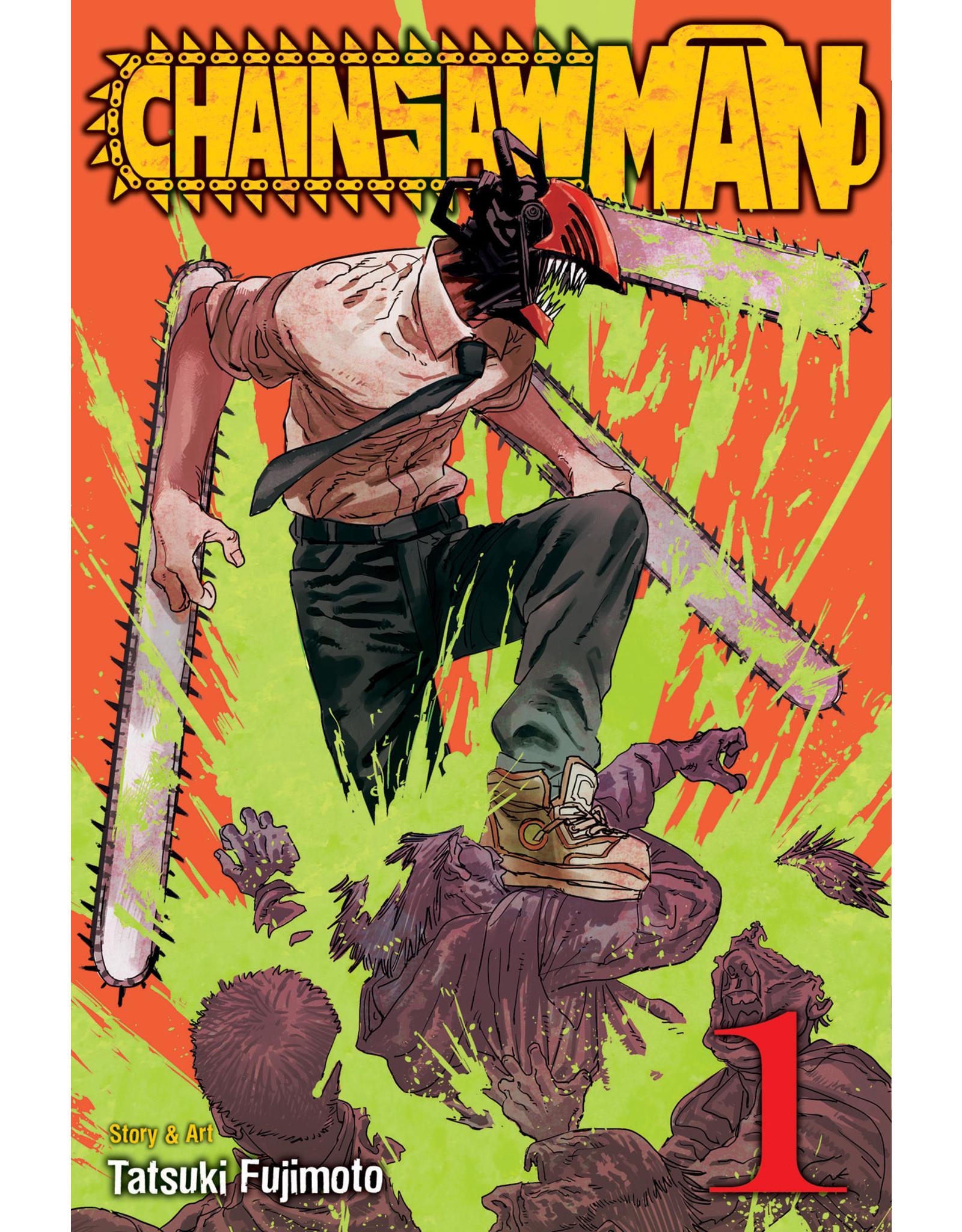 Chainsaw Man 1 (English) - Manga