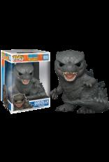 "Godzilla vs. Kong - 10"" Super Sized Funko Pop! Movies 1015 - Godzilla"