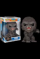 """Godzilla vs. Kong - 10"""" Super Sized Funko Pop! Movies 1016 - Kong"""