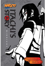 Naruto: Itachi's Story - Midnight (Light Novel)