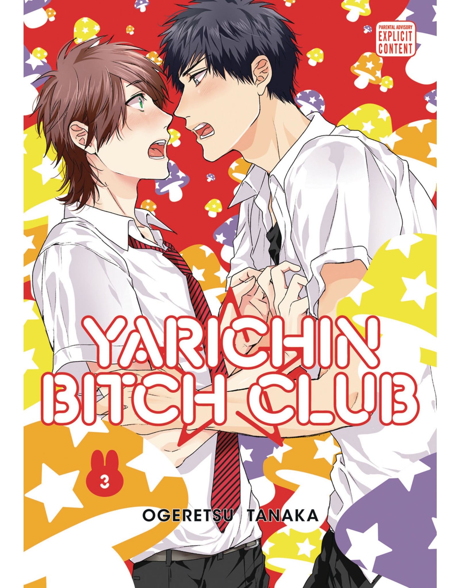 Yarichin Bitch Club 3 (English) - Manga