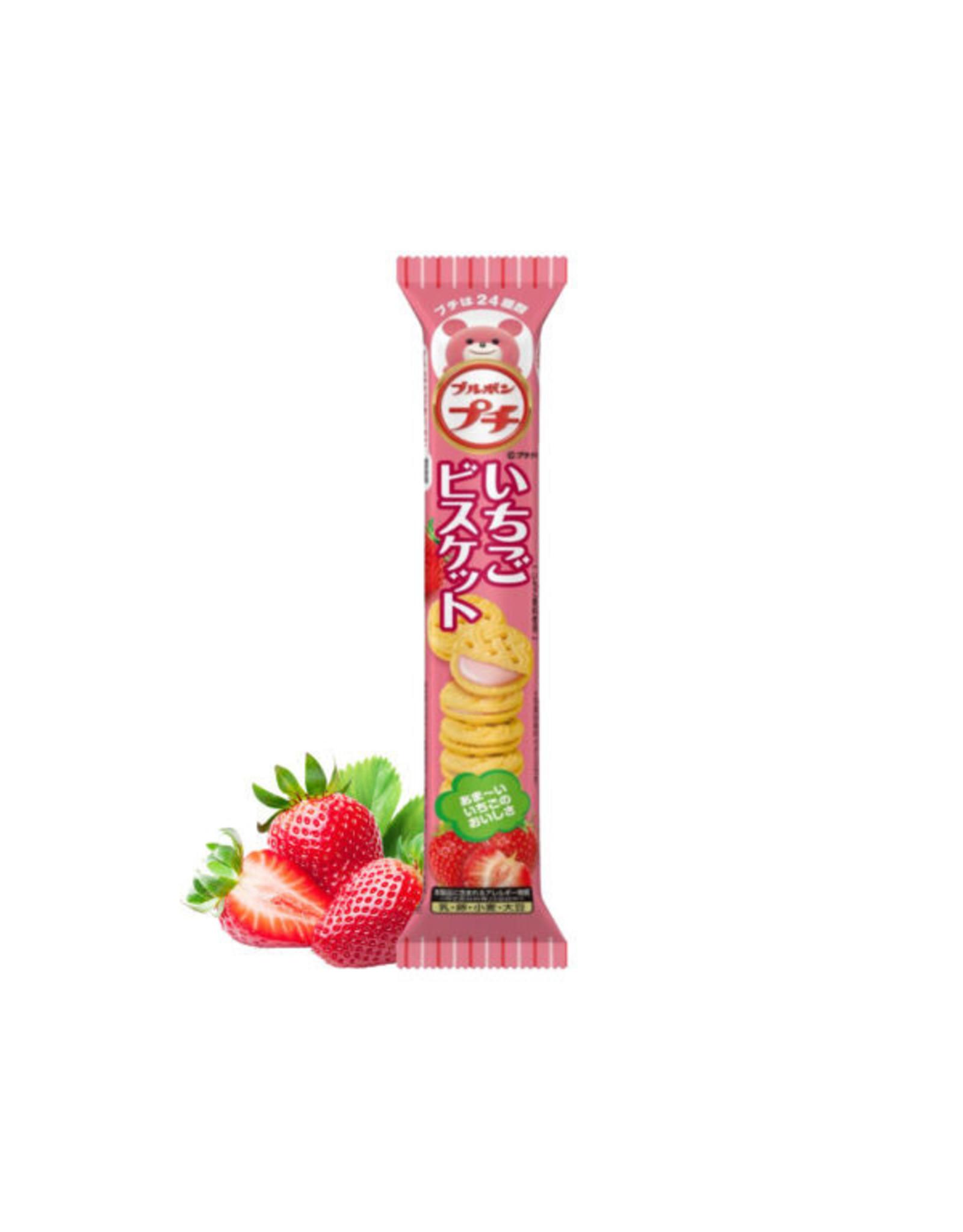 Petit Ichigo Strawberry Biscuits