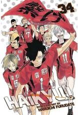 Haikyu!! 34 (English) - Manga