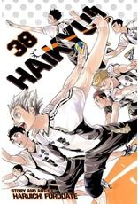 Haikyu!! 38 (English) - Manga