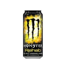 Monster Rehab Tea + Lemonade + Energy (import) - 473ml