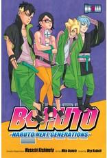 Boruto 11 (Engelstalig) - Manga
