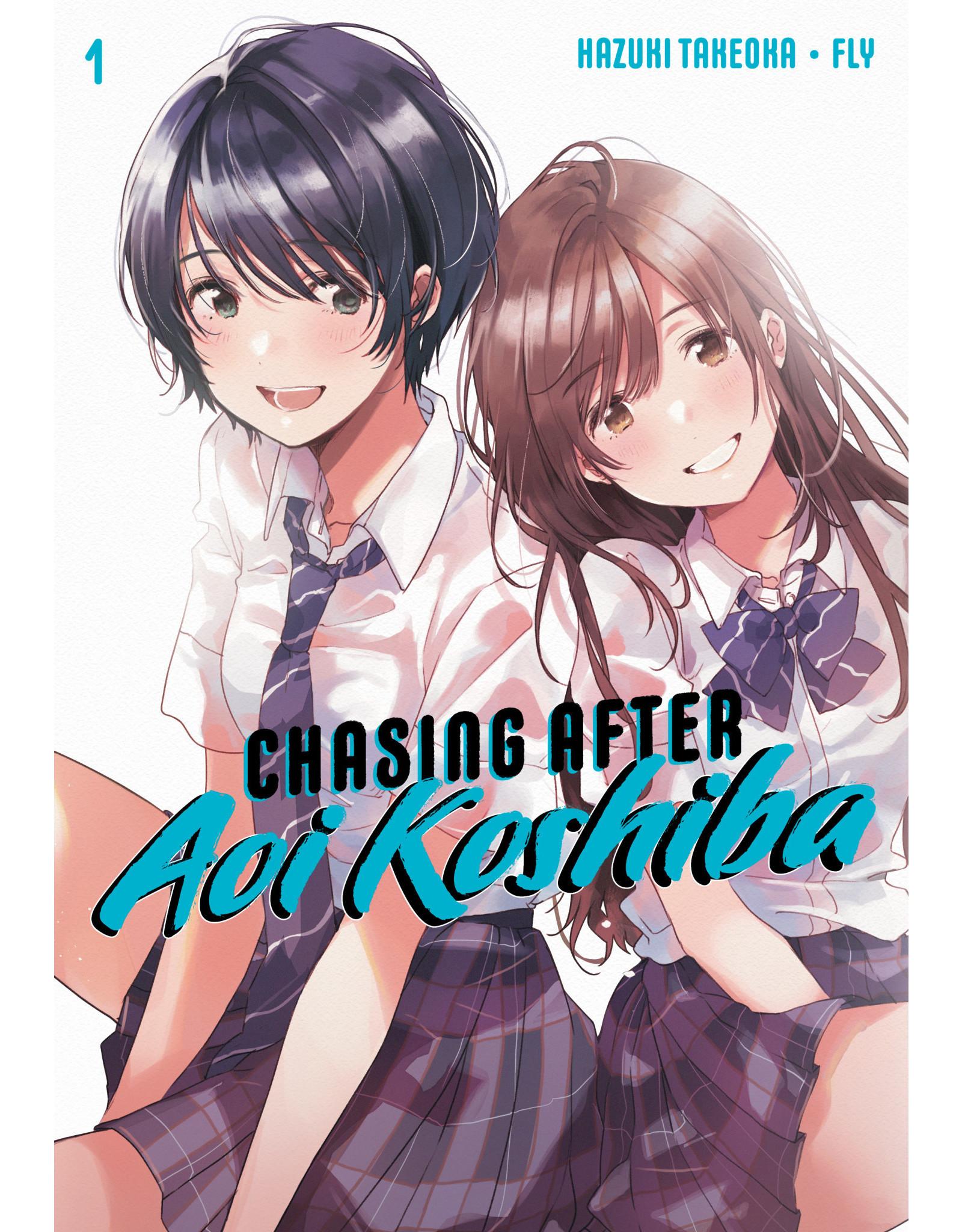 Chasing After Aoi Koshiba 1 (English) - Manga