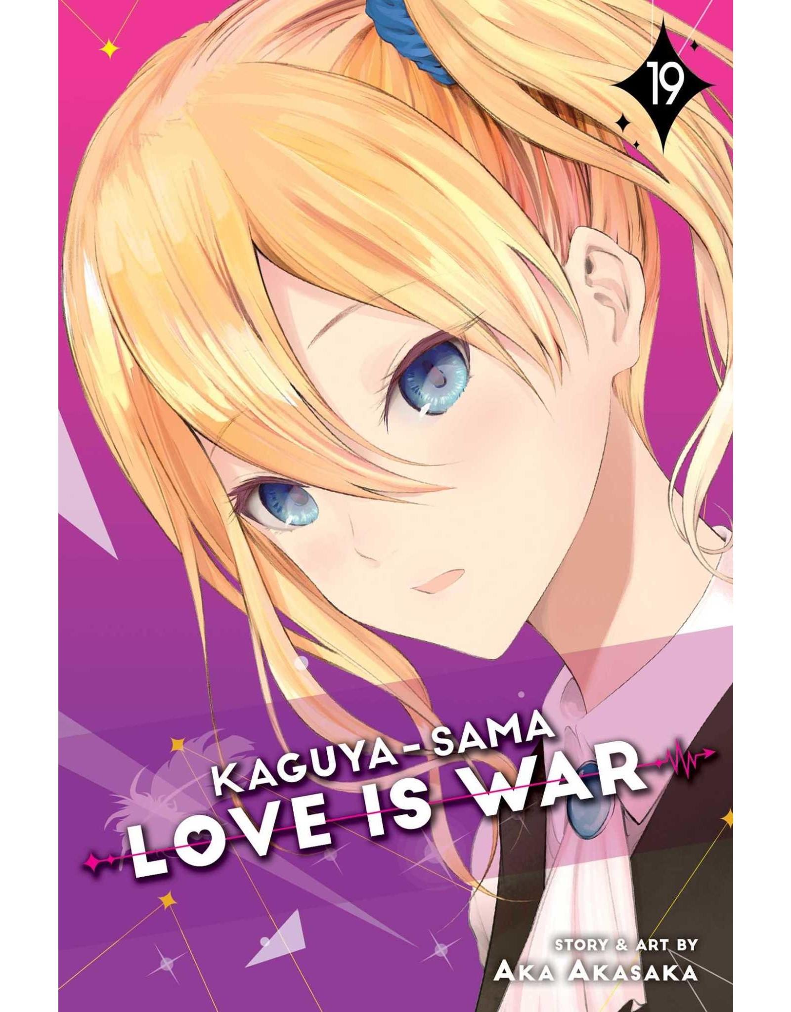 Kaguya-Sama: Love is War 19 (English) - Manga