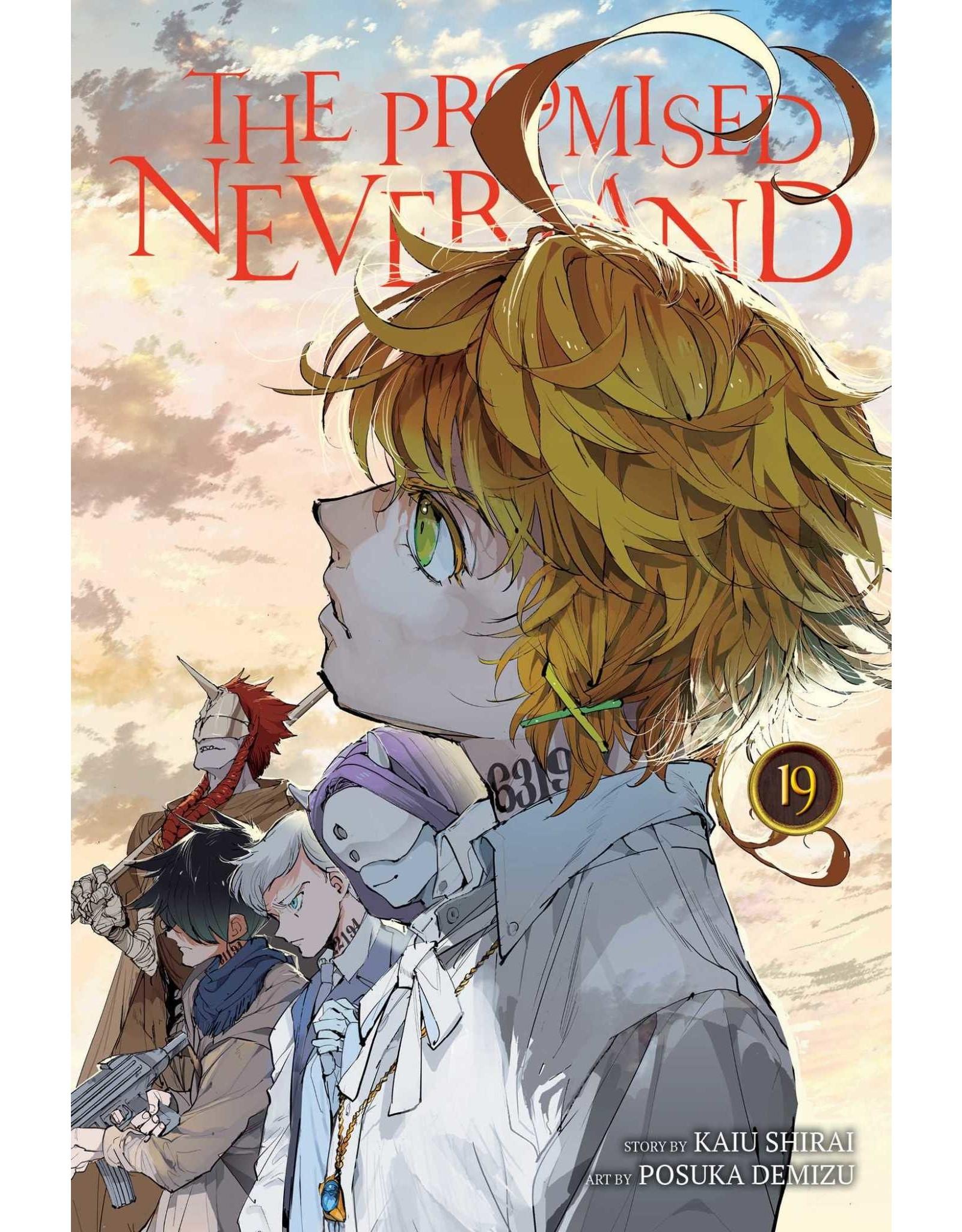 The Promised Neverland 19 (English) - Manga