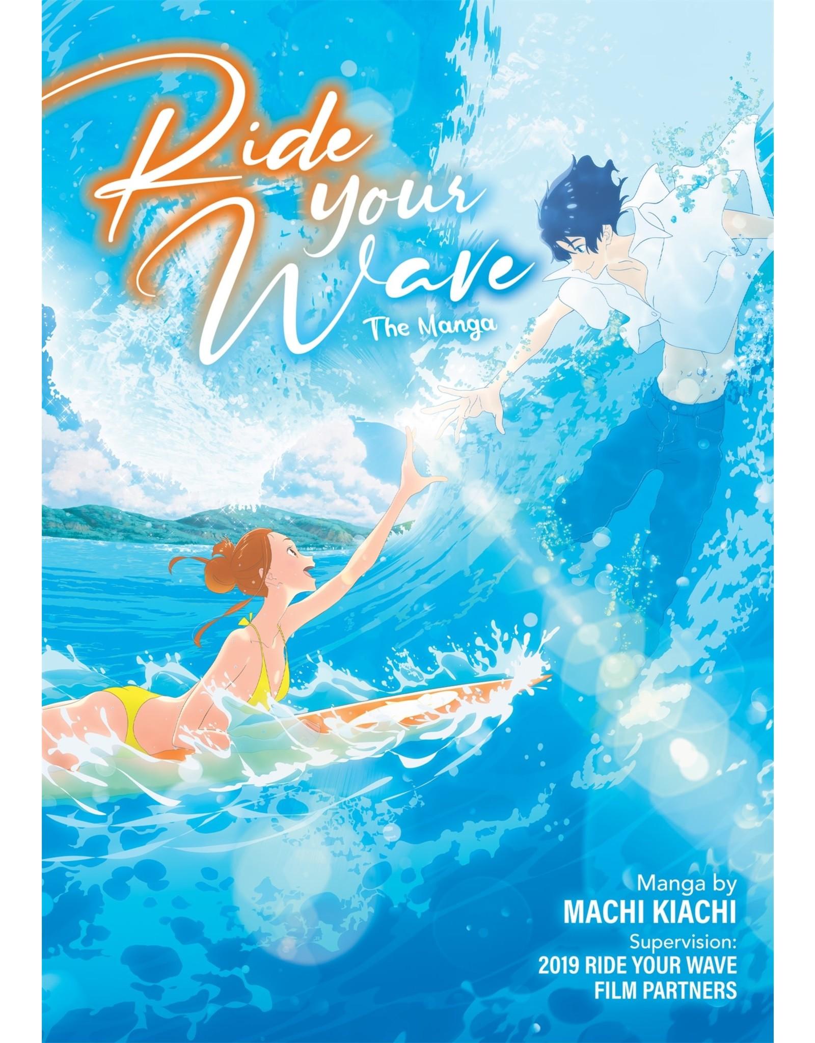 Ride Your Wave (English) - Manga