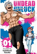 Undead Unluck 1 (English) - Manga