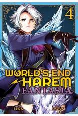 World's End Harem: Fantasia 4 (English) - Manga