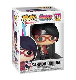 Boruto: Naruto Next Generations - Sarada Uchiha - Funko Pop! Animation 672