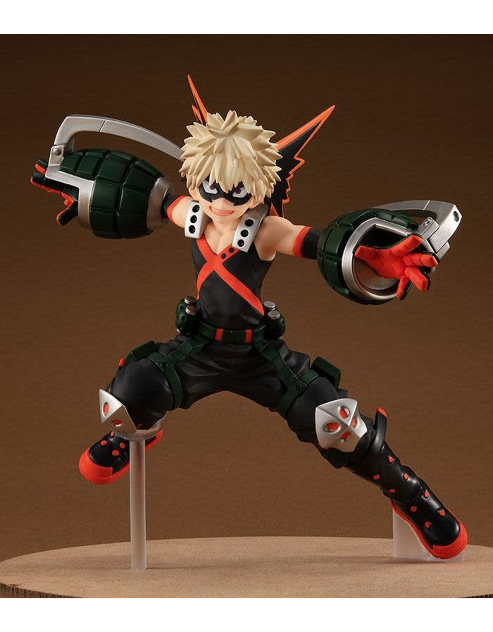 My Hero Academia - Katsuki Bakugo: Hero Costume Version - PVC Statue Pop Up Parade - 16 cm