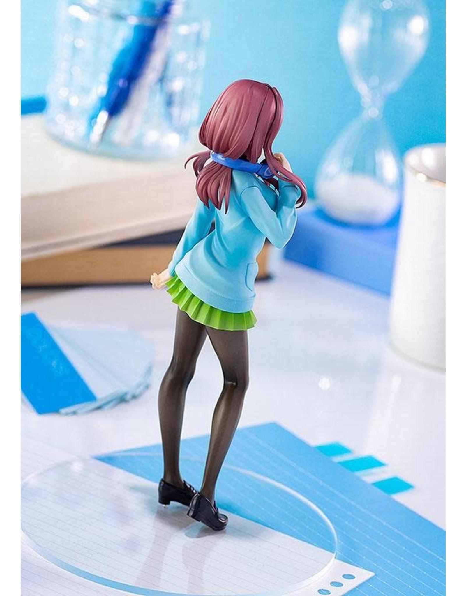 The Quintessential Quintuplets - Miku Nakano - Pop Up Parade PVC Statue - 17 cm