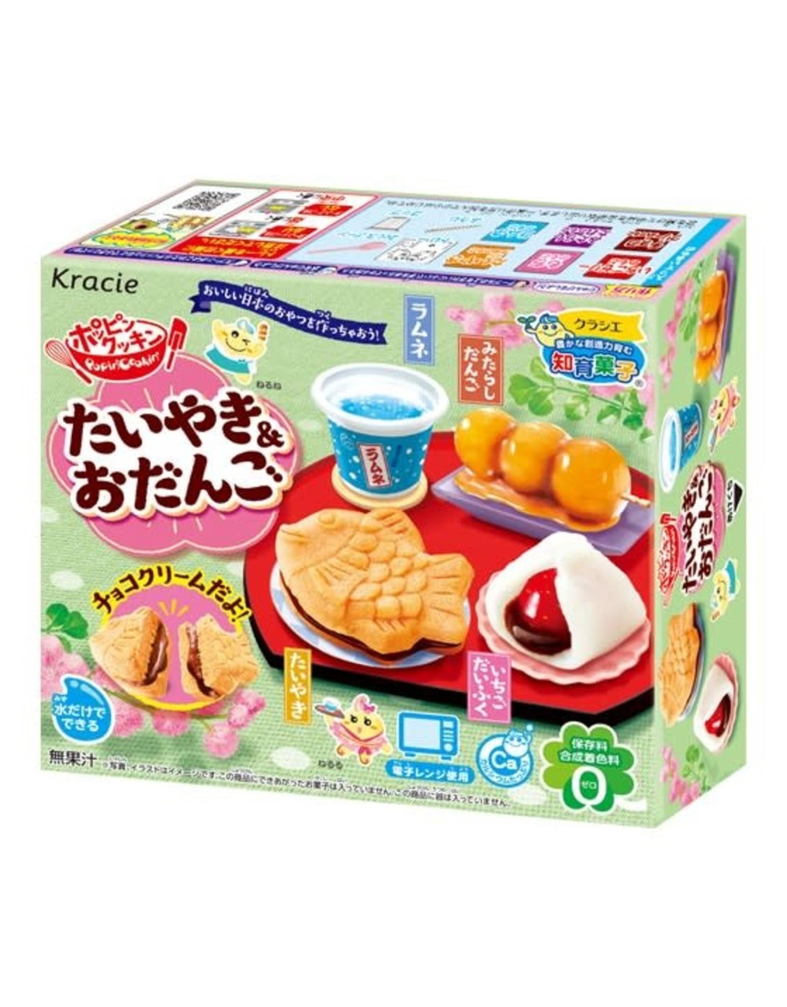 DIY Candy - Popin' Cookin' Taiyaki & Odango
