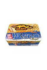 Ippeichan Instant Noodles - Yakisoba Pork Salt Flavor - 132g