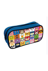 Animal Crossing Pencil Case - Villagers - Square