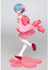 Re:Zero - Precious PVC Figure - Rem Sakura Version - 23 cm