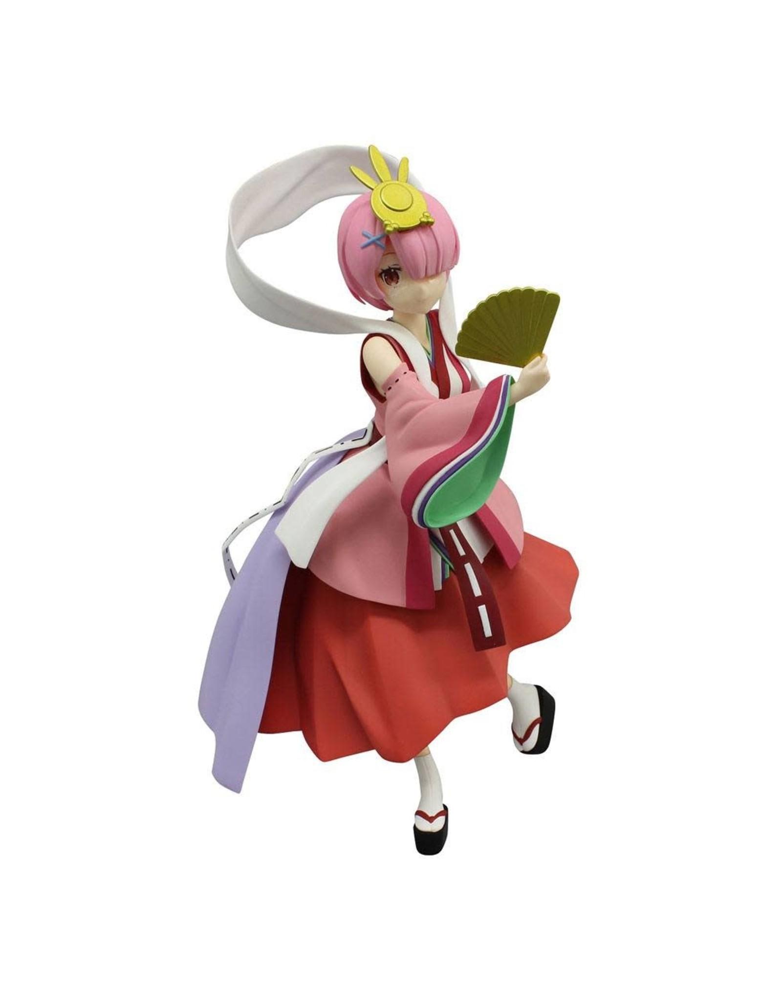 Re:ZERO - SSS PVC Figure - Fairy Tale Ram Princess Kaguya - 21 cm