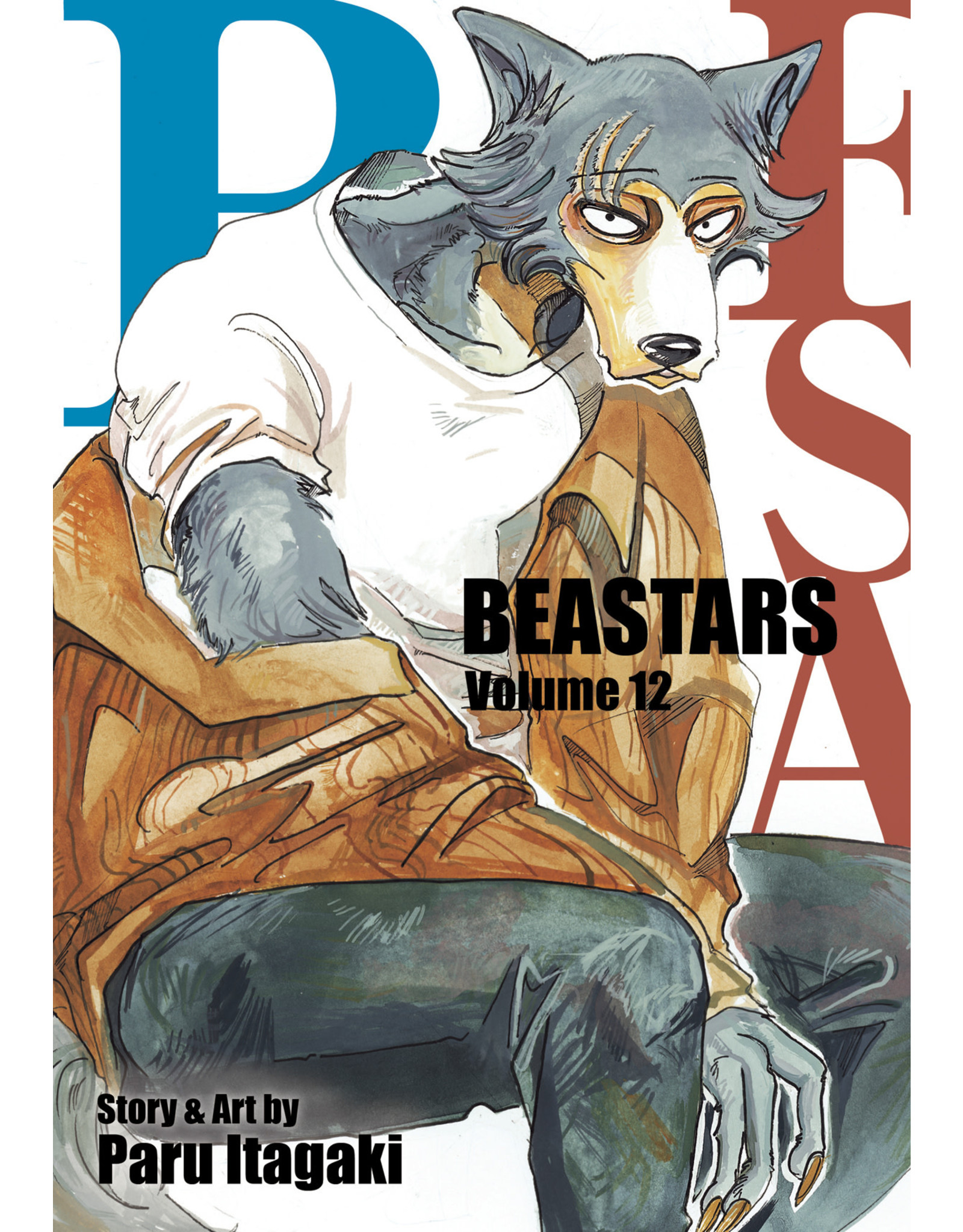 Beastars 12 (English) - Manga