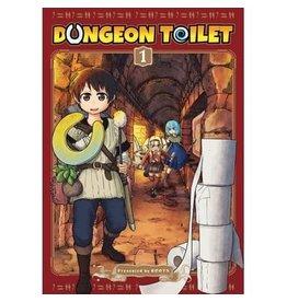 Dungeon Toilet (Engelstalig) - Manga