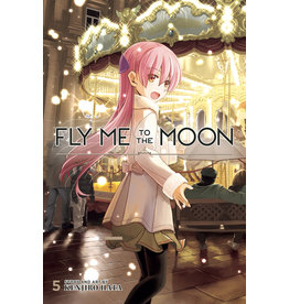 Fly Me To The Moon 5 (Engelstalig) - Manga