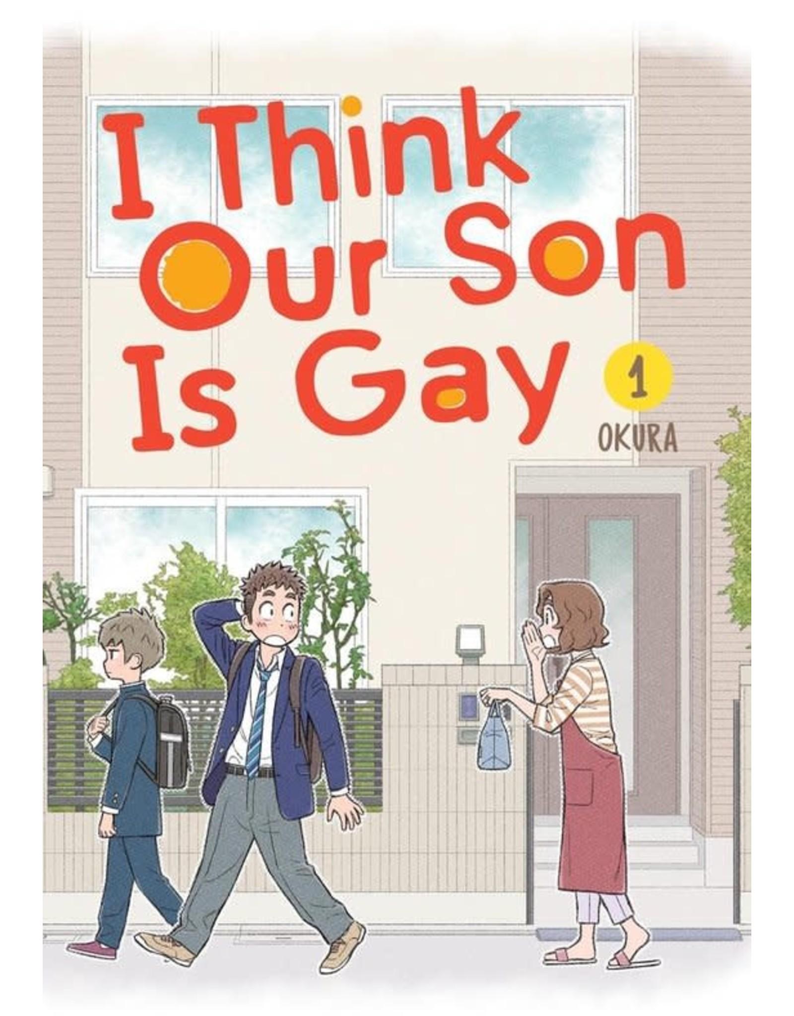 I Think Our Son is Gay (Engelstalig) - Manga