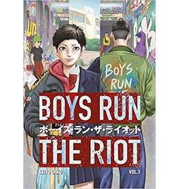 Boys Run The Riot (Engelstalig) - Manga