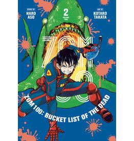 Zom 100: Bucket List Of The Dead 2 (Engelstalig) - Manga