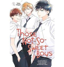 Those Not-So-Sweet Boys 2 (Engelstalig) - Manga