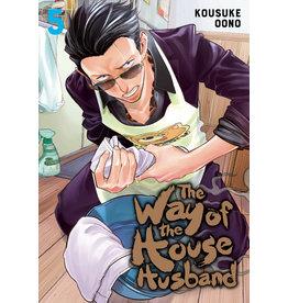 The Way of The House Husband 05 (Engelstalig) - Manga